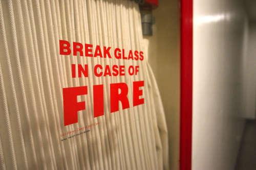 Inspecciones y reglamento de las instalaciones de protección contra incendios