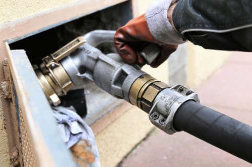 Inspecciones y revisiones de depósitos de gasóleo en comunidades