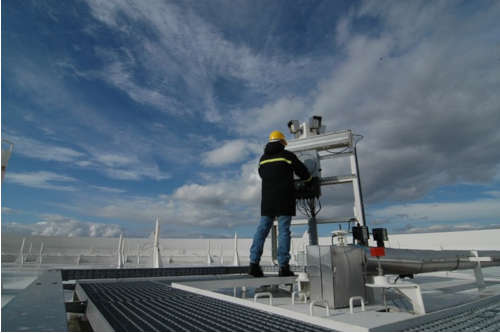 Supervisión de las instalaciones térmicas en edificios